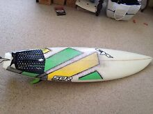Clear water 5'6 surfboard Secret Harbour Rockingham Area Preview