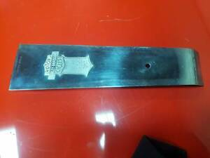 Harley davidson tank panel Toowoomba Toowoomba City Preview