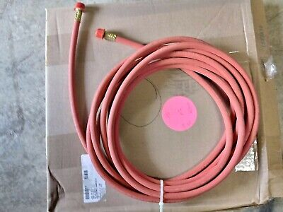 Grade R Twin Gas Welding Hose 200 PSI W.P x 100 Ft 1//4 in HW44-100