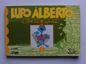 LUPO ALBERTO COLLEZIONE N. 5 - Italia - LUPO ALBERTO COLLEZIONE N. 5 - Italia