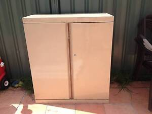 Steel Cabinet Holsworthy Campbelltown Area Preview