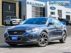 2017 Ford Taurus SHO AWD w/DRIVER ASSIST PACKAGE