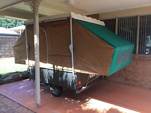 Pop Top Camper Greenwith Tea Tree Gully Area Preview