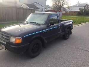 1996 ford ranger safetyed and etested