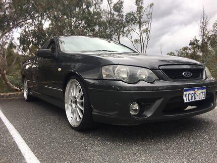 URGENT SALE 2007 bf xr6 turbo