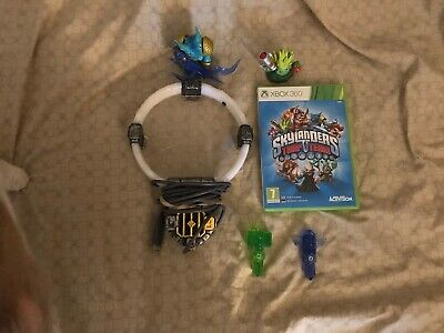 SKYLANDERS TRAP TEAM * STARTER SET XBOX 360 * USED * PAL EUROPE for sale  Shipping to India