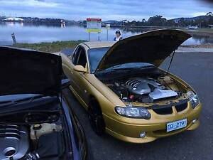 2001 Holden VU SS 5.7L Ute (Low kms) Montrose Glenorchy Area Preview