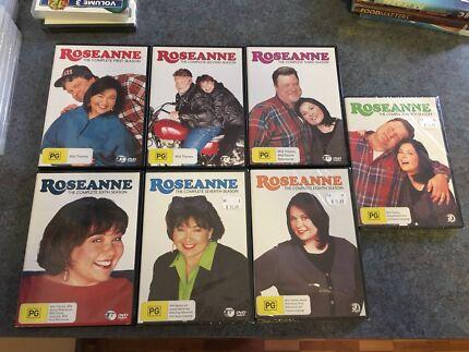 Roseanne Seasons 1-7 $35