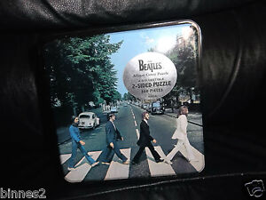 THE-BEATLES-ABBEY-ROAD-DOUBLE-SIDED-JIGSAW-PUZZLE-New-In-SEALED-Box-FAB-GIFT
