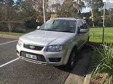 2010 ford territory 7 seater ts sy mk11 Montmorency Banyule Area Preview