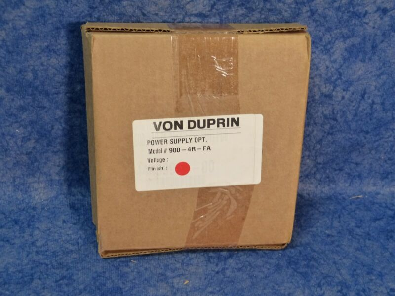 Von Duprin 900-4R-FA Power Supply OPT Board with Fire Alarm Relay