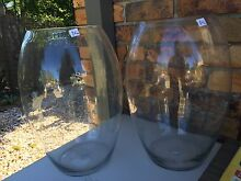 Modern home decor glass vases ornaments pram speech bubbles wedding Cornubia Logan Area Preview