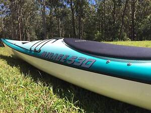 Mirage 530 Kayak - Kevlar in as new condition 20kg Sancrox Port Macquarie City Preview
