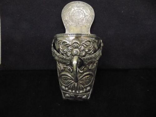 Repose Peruvian Silver Stirrup