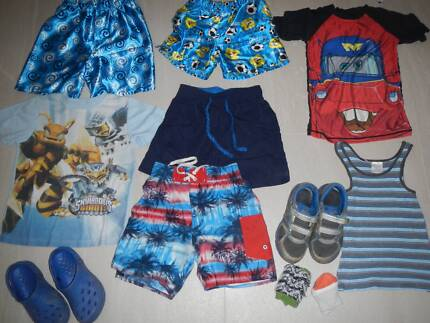 ATTENTION PARENTS! Boys Clothes Bundle Sizes 7 & 8-BARGAIN