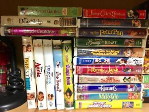 VHS CLASSIC MOVIES - Pickering