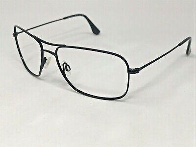 MAUI JIM WIKI WIKI Sunglasses Frame Japan Aviator MJ-246-02 59-17-120 Black MD24