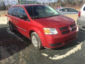2009 DODGE CARAVAN (NEW MVI!)