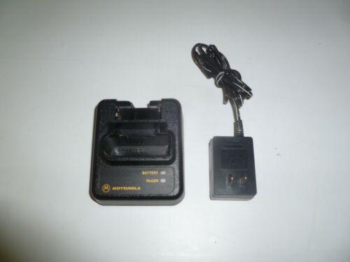 Motorola NYN8346B NYN8354B Minitor III & IV 3 4 Fire EMS Pager Battery Charger