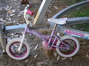 """childs bicycle, disney princess 12 1/2"""" tyres Beaufort Pyrenees Area Preview"""