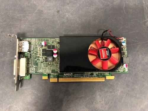 Lot of 2 ATI Radeon HD8490 1GB PCI-E Low-Profile Video Card DVI and DP
