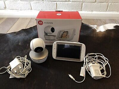 Motorola MBP49 5 in Video Baby Monitor