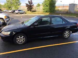 Honda Accord ex 2001 for sale