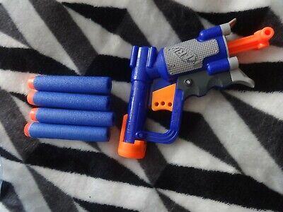 NERF N-Strike Jolt Soft Dart Gun Blaster & Darts