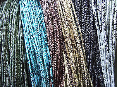2 Meters Snake Skin PU Leather Cord 3mm Beading Jewelry