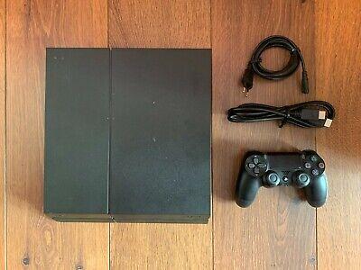 Sony Playstation 4 500go + Manette dualshock 4 d'origine