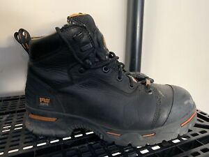TIMBERLAND PRO WORK BOOTS  MENS SIZE 8
