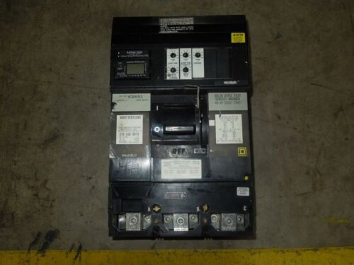 Square D I-Line ME36400LS 400A 3P Sensor ARP100 Plug (400A Rated) LSI Functions