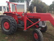 Massey Ferguson 165 tractor with front end loader Tallygaroopna Outer Shepparton Preview