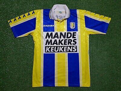 Rkc Waalwijk Jersey XXL 1995 1996 Diadora Shirt Jersey Mande Makers Keukens image