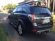 2013 Holden Captiva Wagon Ferntree Gully Knox Area Preview