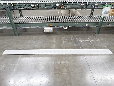 Habasit 821-k750 Plastic Table Top Conveyor Chain Length 911 Width 8