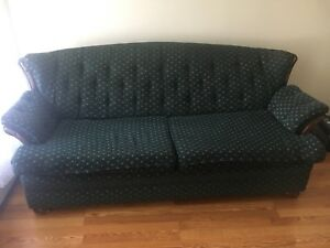Sofa bed available