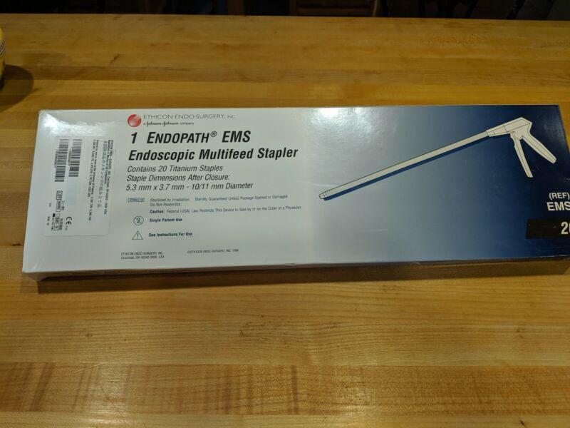 Endpath EMS Endoscopic Multifeed Stapler