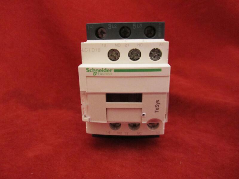 Schneider/Telemecanique LC1D18M7 Magnetic Contactor AC220V