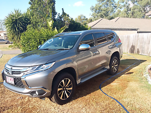 Pajero Sport Deebing Heights Ipswich City Preview