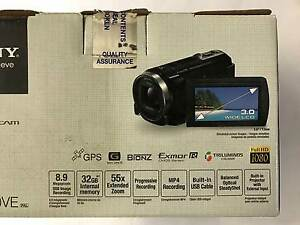 Selling New SONY Handycam Video Projector Camera Melbourne CBD Melbourne City Preview