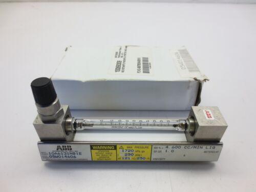 ABB 10A6131NB1E Flow Meter