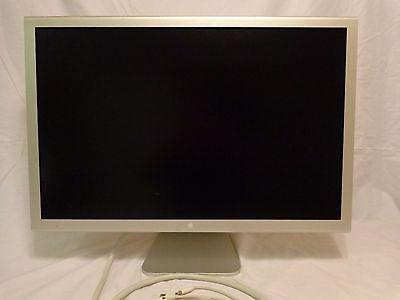 APPLE A1083 HD 30 INCH CINEMA DISPLAY WITHOUT STAND](apple 30 inch cinema display)
