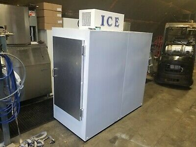 Ice Merchandiser Transport Cold Storage Pickup Truck Delivery Freezer Storage