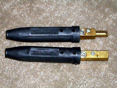 New Tweco No.1 1mpc Male Female Cable Connector