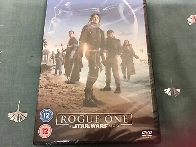 Star Wars Rogue One Story  DVD Brand New and Sealed