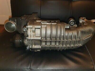 Mercedes  Supercharger Eaton M45