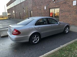 Mercedes Benz E320 - Extra Set of Tires , Excellent Shape, As-Is
