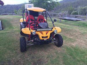 Off road dune buggy 2 seater 250cc! Great condition Kingsholme Gold Coast North Preview