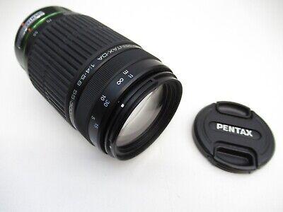 SMC Pentax-DA 55-300mm 1:4-5.8 ED Camera Lens Pentax and Samsung Digital SLR Cam Digitale Slr-cam